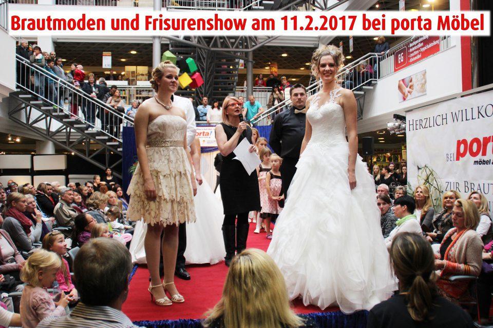 Anzeige Hochzeitsmode Und Brautfrisuren 2017
